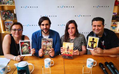 Vídeo: Presentació Mai Més a la Llibreria Gigamesh